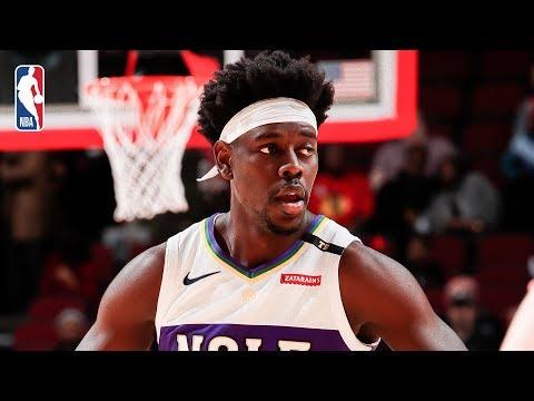 Video: Full Game Recap: Pelicans vs Bulls | Holiday & Randle Lead New Orleans