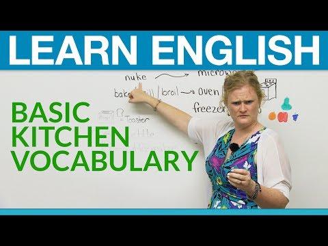 (videó) A leghasznosabb angol konyhai szavak, kifejezések gyakorlása