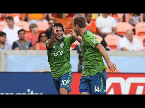 Video: Nicolás Lodeiro breaks Sounders regular season assist record