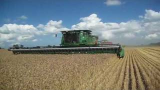 Going, Going, Gone!  2009 Wheat Harvest