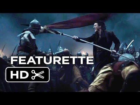 Dracula Untold (Featurette 'Vlad vs. 1000')