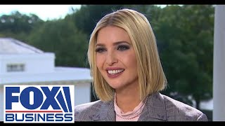 Ivanka Trump reacts to impeachment inquiry for the first time
