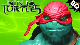 Ninja Turtles Raphael TMNT 2014 Movie Action Figure Review