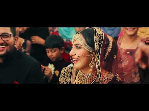 Bitframes | Kerala Muslim Wedding Highlights | Juhainah & Shamel