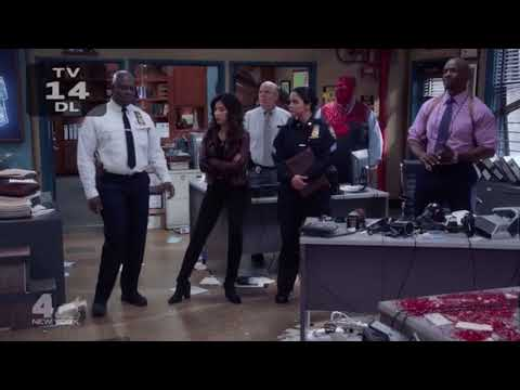 You Were Young When You Lost Your Virginity! Jake Vs Dillman | Brooklyn 99 Season 7 Episode 9
