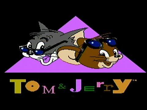 tom & jerry nes cheats