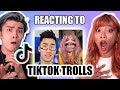 Download Lagu REACTING TO OUR HATERS ON TIKTOK!! Mp3 Free