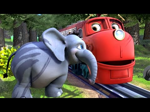 Download Chuggington UK | Wilson and the Elephant | Videos For Kids | Kids Cartoons hd file 3gp hd mp4 download videos