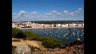 Alcobaca Portugal  city images : São Martinho do Porto - Alcobaça - Portugal