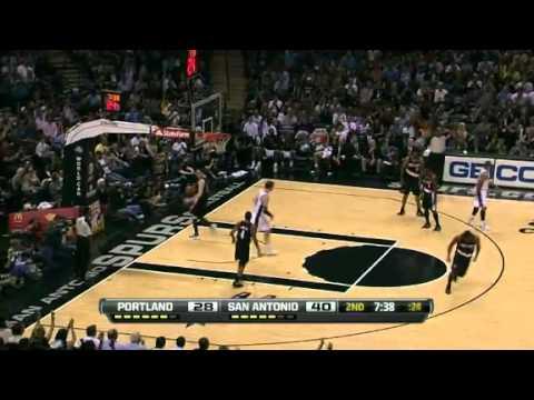 Portland Trail Blazers 89 – San Antonio Spurs 124
