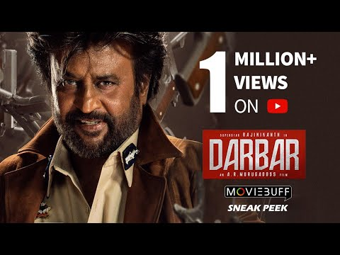 Darbar - Movie Clip Official Video in Tamil