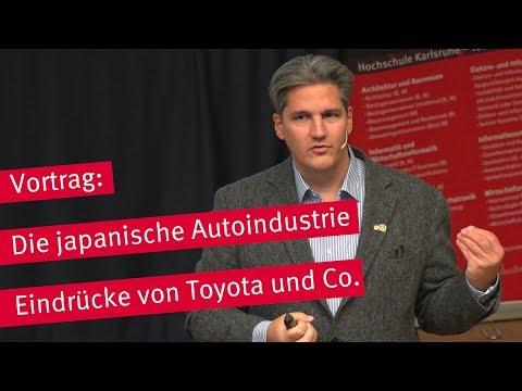 The Grand Tour of Japanese Automotive – Erkenntnisse und Eindrücke von Toyota und anderen