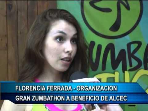 FLORENCIA FERRADA ZUMBATHON