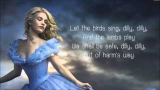 Nonton Lavender S Blue Dilly Dilly   Lyrics  Cinderella 2015 Movie Soundtrack Song  Film Subtitle Indonesia Streaming Movie Download
