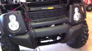 9. Kawasaki Mule 610 XC Project - Installing Accessories