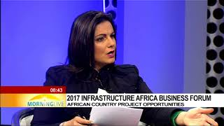 Nelisiwe Magubane on the 6th annual Infrastructure Africa Business Forum
