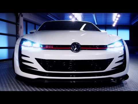 volkswagen design vision gti da 500cv