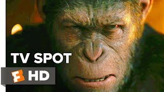 Video War for the Planet of the Apes TV Spot - Apes Together Strong (2017) | Movieclips Coming Soon MP3, 3GP, MP4, WEBM, AVI, FLV Mei 2017