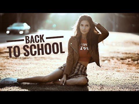 BACK TO SCHOOL ✍🔙🖌📔 КАКОЙ Я БЫЛА В ШКОЛЕ 😀😜 СОВЕТЫ УЧЕНИКАМ (видео)
