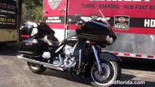 8. Used 2011 Harley Davidson Road Glide Ultra Motorcycles for sale