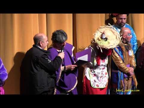 Agrupaciones que pasan a la final del Carnaval de Isla Cristina 2018
