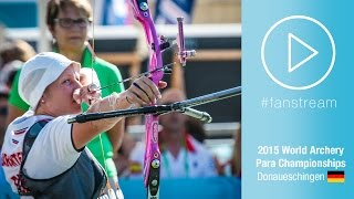 Donaueschingen Germany  city pictures gallery : #FanStream: China v Russia – Recurve Women's Open Team Gold Final | Donaueschingen 2015