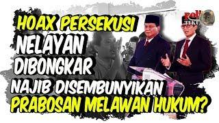 Video Gil4! Hoax Persekusi Nelayan Dibongkar, Najib Disembunyikan: Prabowo-Sandi Mel4wan Hukum? MP3, 3GP, MP4, WEBM, AVI, FLV Januari 2019