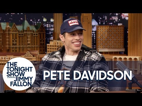 Pete Davidson Confirms His Engagement To Ariana Grande