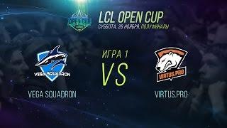 Vega vs VP, game 1