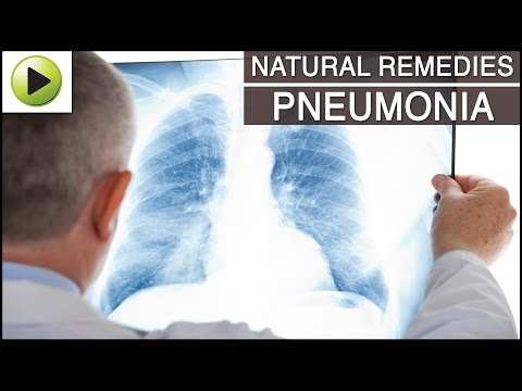 how to relieve pneumonia cough