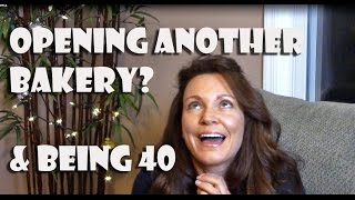 Opening Another Bakery? & Being 40 || Gretchen's Bakery Vlog #5 by Gretchen's Bakery