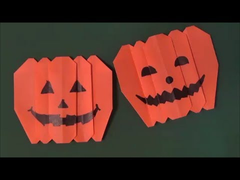 Halloween Tutorial - 004 -- Pumpkin