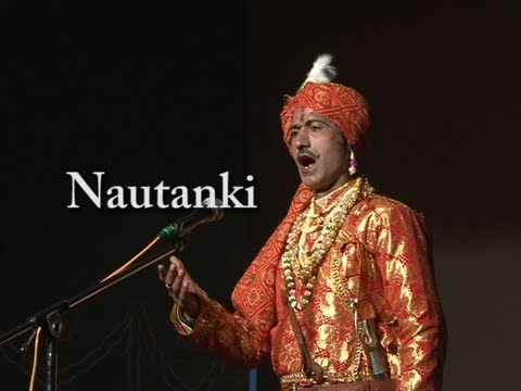 Nautanki - A Short Introduction