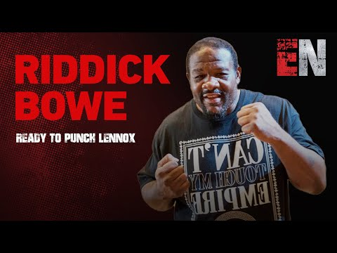 Riddick Bowe Ready To Punch Lennox Lewis At Wilder Vs Fury Weigh In EsNews Boxing