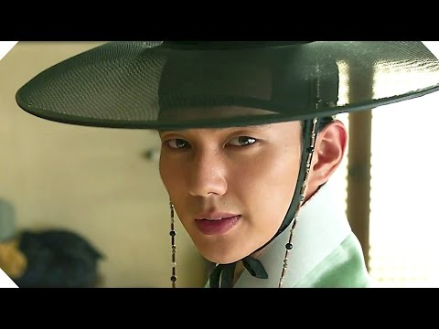 SEONDAL: The Man Who Sells The River TRAILER (Yoo Seung-Ho, Comedy, Heist - 2016)