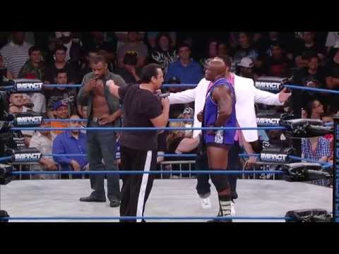wrestling - Watch IMPACT WRESTLING every Wednesday on Spike TV at 9/8c. For more information go to http://www.impactwrestling.com Merchandise at http://www.shoptna.com Full Episodes online at http://www.spik...