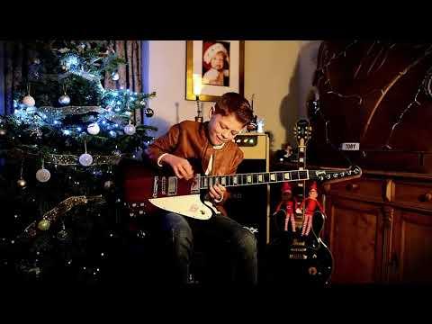 12v kitaravirtuoosin joulujamittelut – Melko lahjakasta
