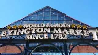Baltimore Lexington Market walkthrough
