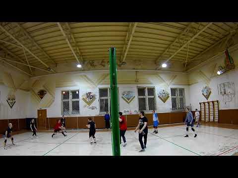Воллейбол ЕМЕХ - РАН 14.03.2018 - DomaVideo.Ru
