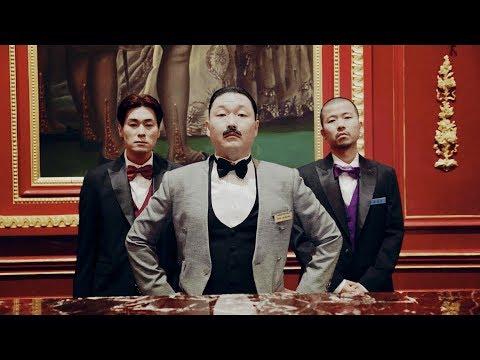 江南大叔PSY回歸MV卡司陣容超猛,除了有男神李秉憲「還有全世界都認識的紅人」