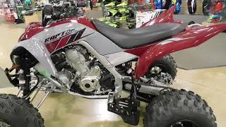 9. 2020 Yamaha Raptor 700R SE