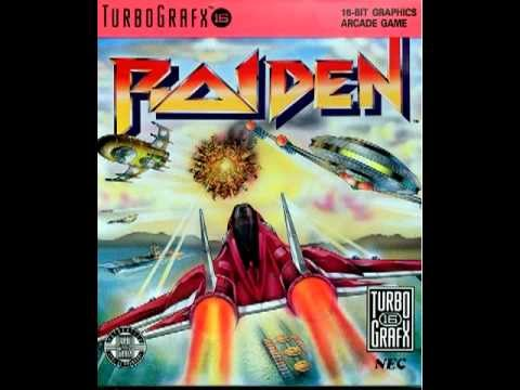 Raiden PC Engine