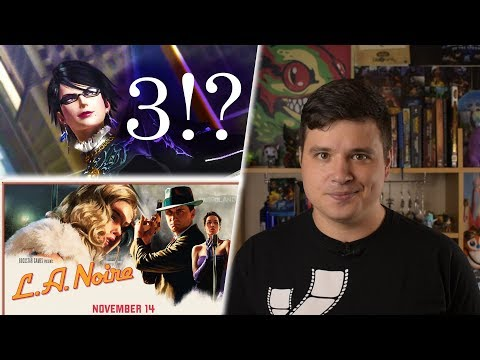 [xDigest новостей] Ждем Bayonetta 3?, переиздание L.A.Noire, LawBreakers и проблемы с онлайном