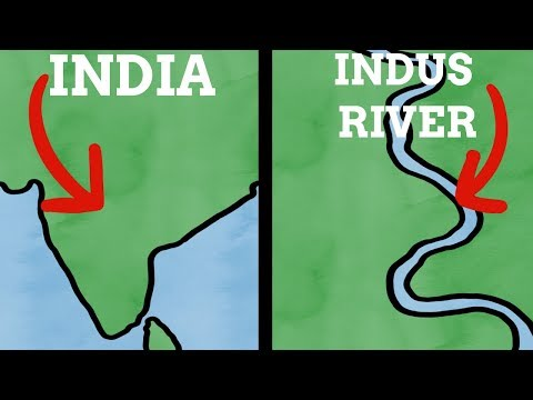 What Countries Are Named After Rivers?