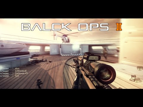 "Black Ops 2: Sniper Episode ""Lost In The Ashes"" By ReQ Fenya"