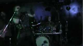 Forgotten Legacy - Banished From Heaven (live 6-23-12) HD