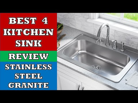 Best 4 Kitchen Sink in India - Review