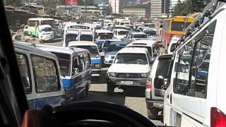 Stau In Addis
