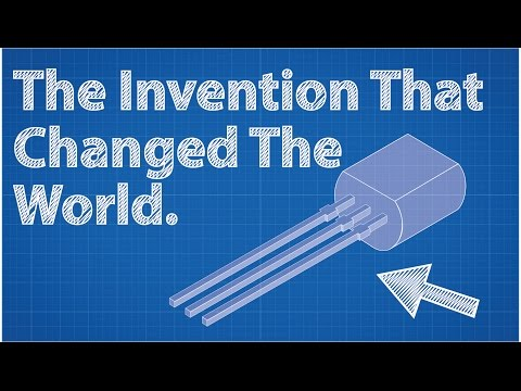 The Invention and History of the Transistor