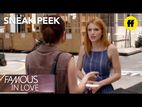 Famous in Love | Season 1, Episode 2 Sneak Peek: Paige Meets Alexis | Freeform
